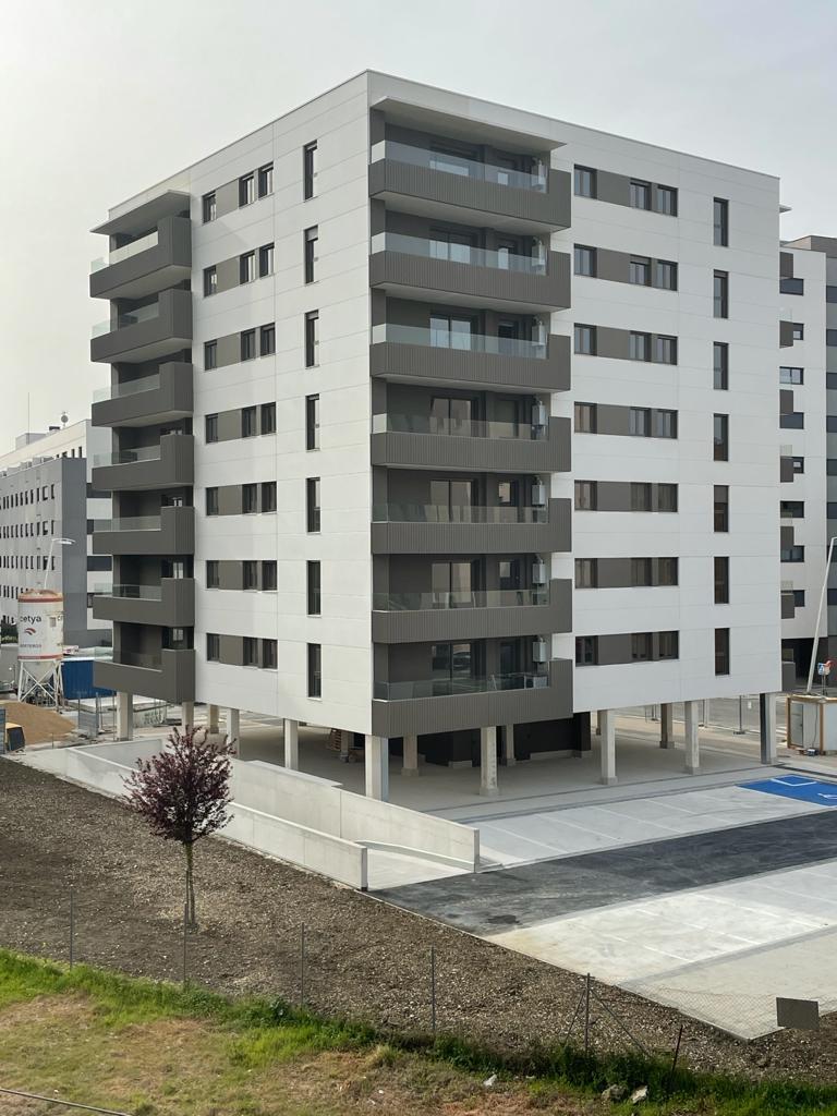 Edificio Yberri